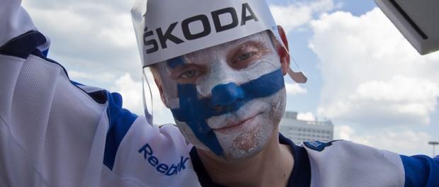 Lonely fan of Finland