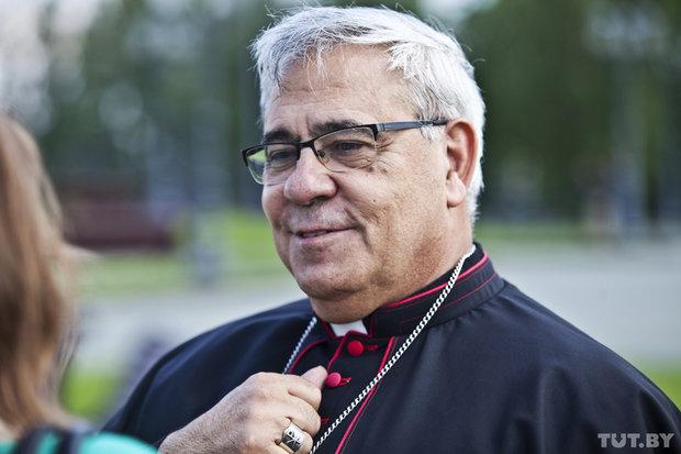 Archbishop Javier Martinez Grenada