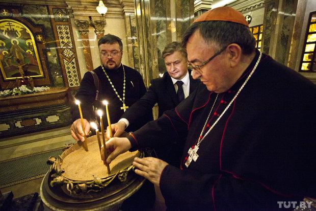 All Saints parish in Minsk