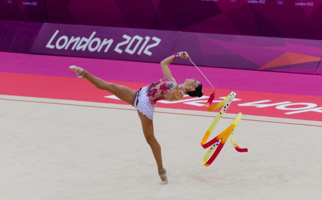 Melitina Stanuta on London Olympics