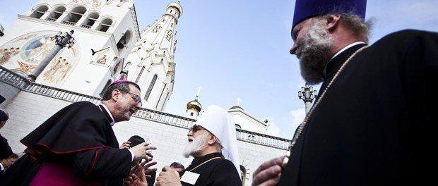 Orthodox-Catholic forum in Minsk