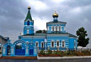 Convent of St. John of Korma. Photo by Denis Serakov via Wikimedia Commons