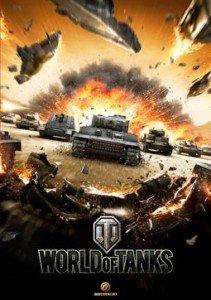 World of Tanks poster art. Photo via Wikimedia Commons