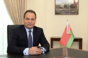 His Excellency Roman Golovchenko, Ambassador of Belarus to the United Arab Emirates. Photo via TUT.By