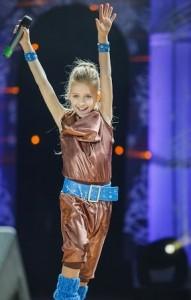 Zinaida Kupryanovich, first runner up in 2014 Children's competition. Photo via Wikimedia Commons