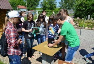 The Eco-Erudition contest held by the Republican Center. Photo by Alexandra via VKontakte
