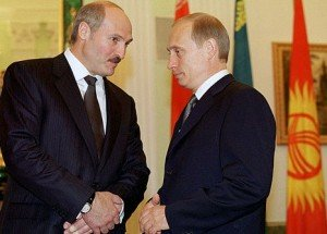 Of course, President Lukashenko is not going to be the only leader that EU officials will see at the Minsk summit. Photo by the Presidential Press and Information Office via Wikimedia Commons