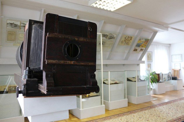 20th century Brest in History of Brest museum