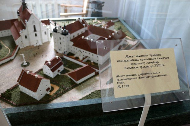 18th century Brest in History of Brest museum