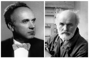 Celebrated rectors Vitaly Tsvirko (left) and Pavel Maslenikov (right). Photo via BSAA