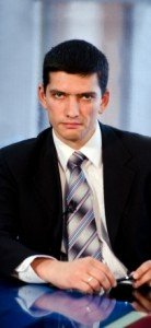 Dzimitry Kruk, researcher on monetary policy at BEROC. Photo via BEROC