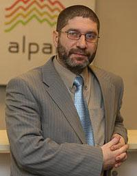 Vadim Iosub, financial analyst with the Alpari Group affiliate in Minsk. Photo via BELTA