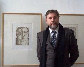 Current BSAA Rector Mikhail Borozna. Photo via BSAA