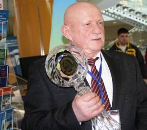 Ivan Shyla, current rector of BSATU. Photo via BSATU website