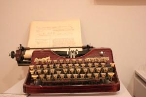 Rarity type-writer