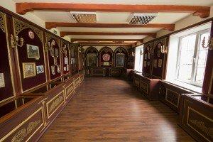 Room devoted to Kosciuszko in Ethnographic Museum