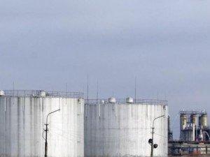 Oil refinery in Novopolotcs, Belarus