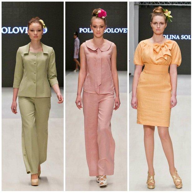 Belarus Fashion Week Polina
