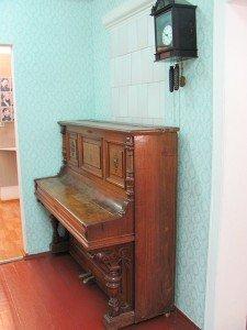 German piano