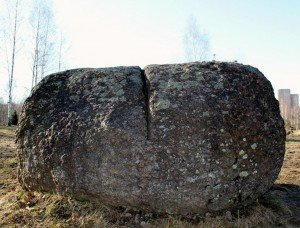 Astronomical stone