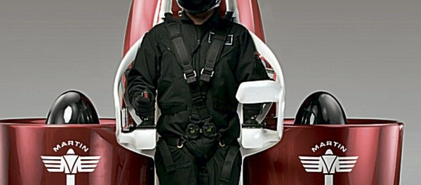 Aero backpack