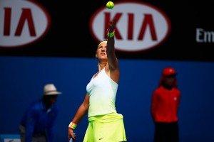 Victoria Azarenka on Australia Open