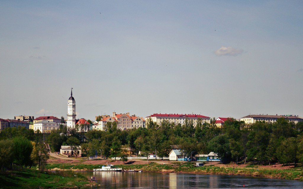 Panaroma of Mogilev