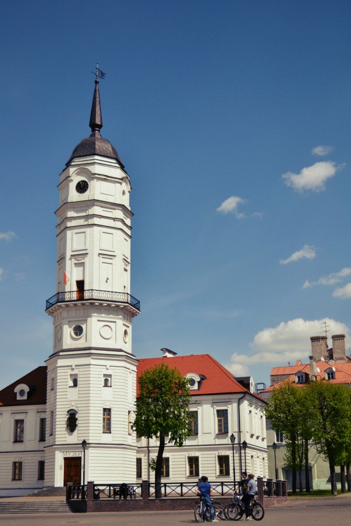 Mogilev Clock Tower