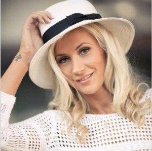 Olga Govortsova as a model
