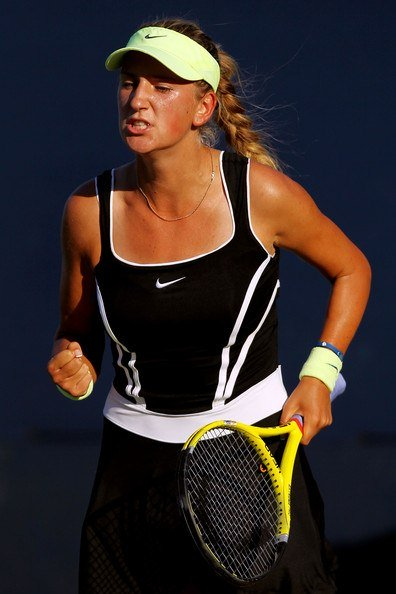 Victoria Azarenka at the 2010 US Open