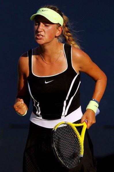 Victoria Azarenka at the 2010 US Open