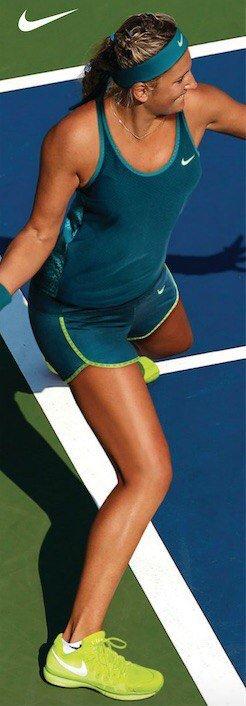 Victoria Azarenka at the 2015 US Open