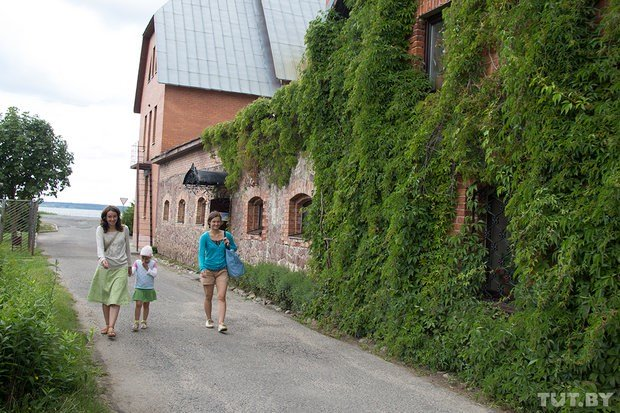 Museum of Traditional Culture. in Braslav