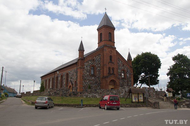 Braslav Catholic Church