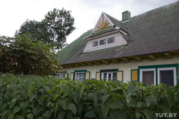 Mansions in Braslav