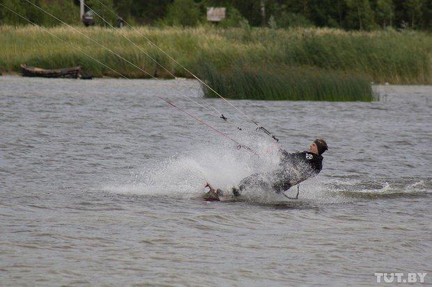 Fun at Braslav lakes