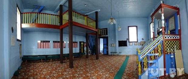 Mosque in Ivye