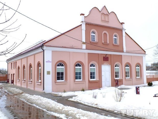 Sinagogue in Ivye