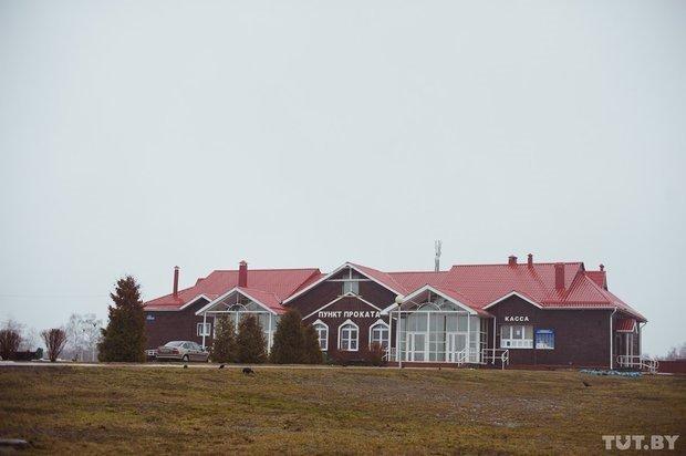 Mozyr Ski Resort