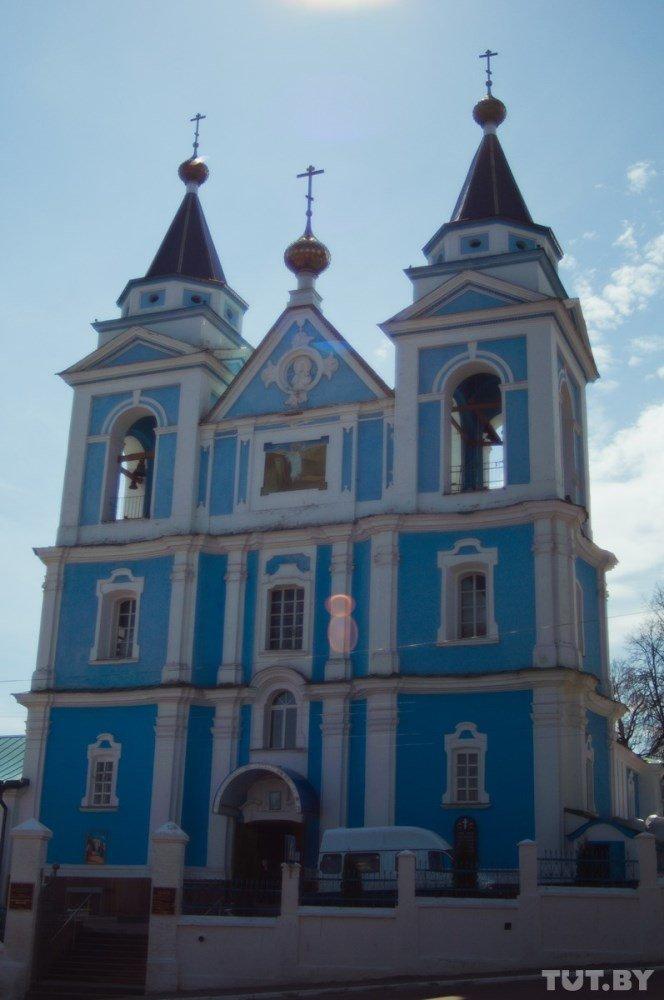 Mozyr Cathedral