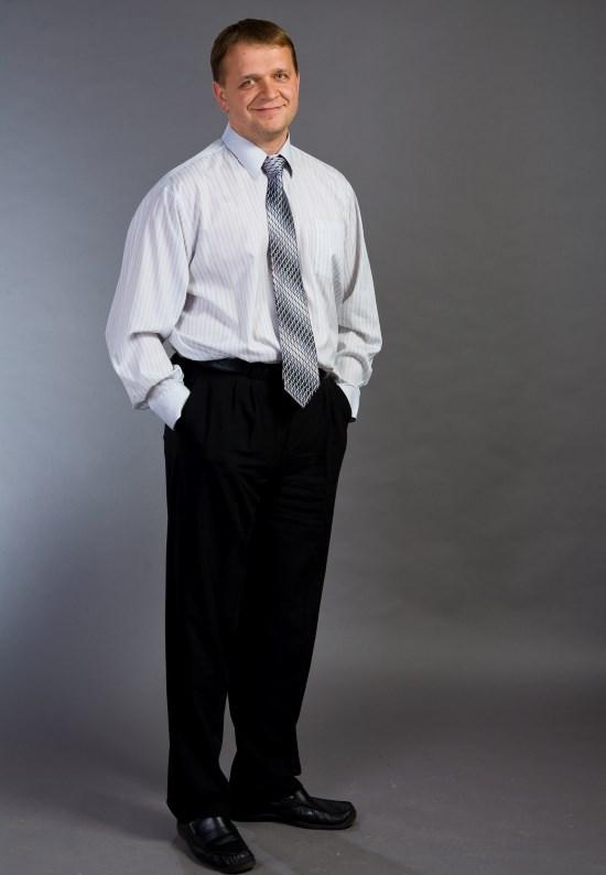 Sergey Usovich, CEO of Applied System