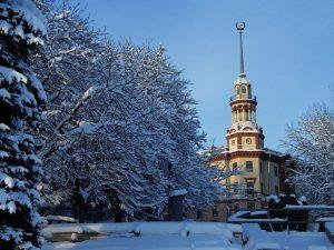 Winter in Minsk