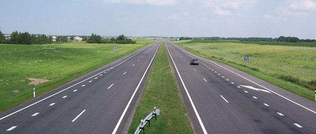 Belarus highways