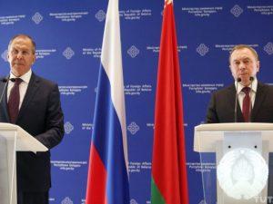 Belarus and Russia visas