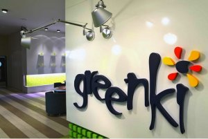 Greenki represents state-of-the-art family dining in Minsk. Photo via Greenki cafe website