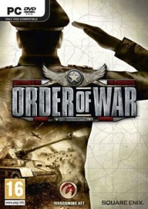 Box art of Order of War. Photo via Wikimedia Commons