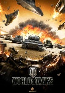 World of Tanks poster art. Photo via Wikimedia Commons
