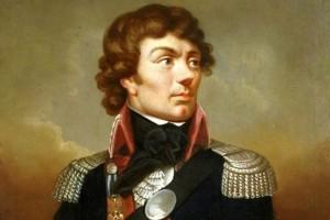 Portrait of Tadeusz Kosciuszko