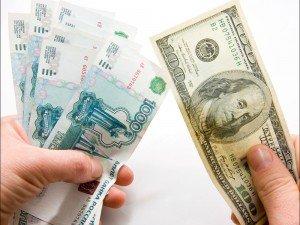 dollar ruble