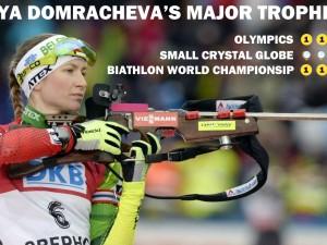 Daria Domracheva titles